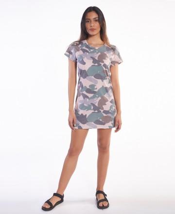 Vestido Y Tu Quique? Full Print Mix