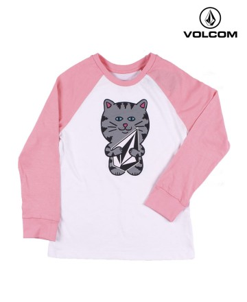 Remera Volcom Made From Stoke