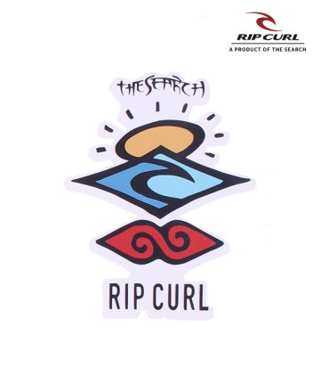 Sticker Rip Curl Mid The Search