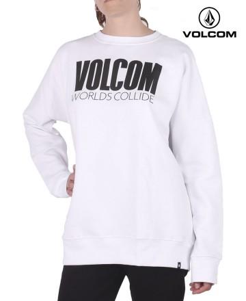 Buzo Volcom Crew Collide