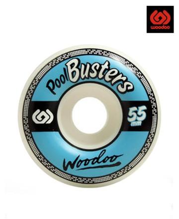 Ruedas Woodoo Pool Busters 55mm