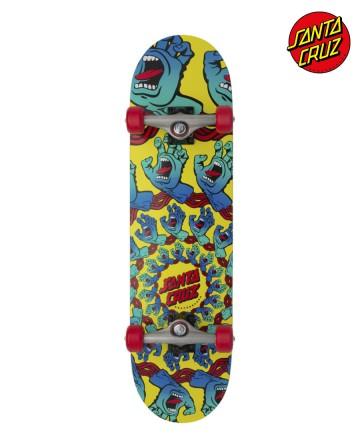 Skate Santa Cruz Mandala Hand Large