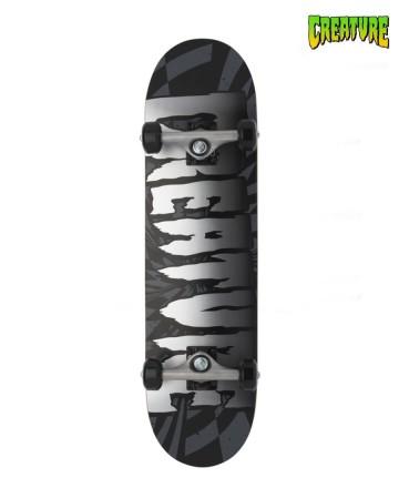 Skate Creature Logo Metallic Mini