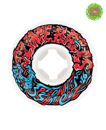 Ruedas Slime Balls Vomit Mini II 53mm