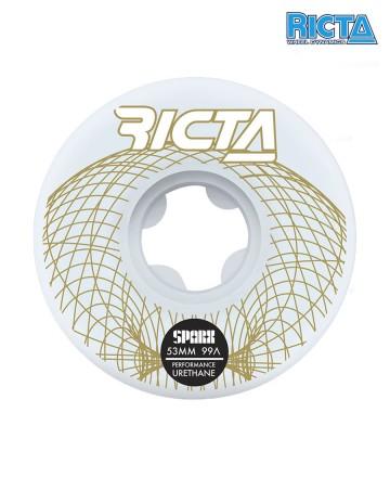 Ruedas Ricta Wireframe Sparx 53mm
