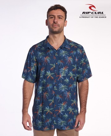 Camisa Rip Curl Reg Party Palm