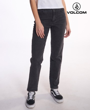 Jean Volcom Mom Vintage Black