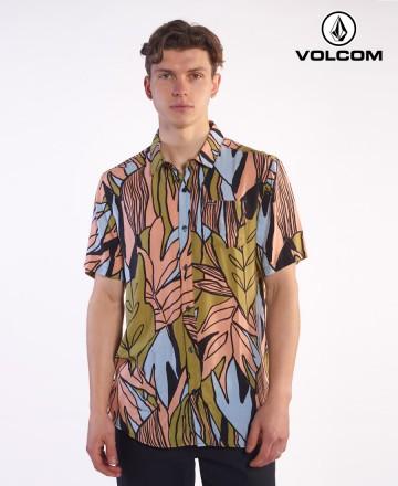 Camisa Volcom Tracer