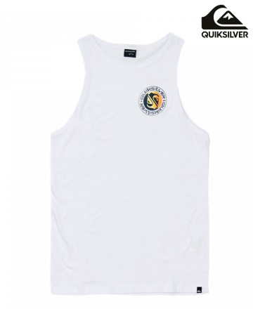 Musculosa Quiksilver Mellow Phonic