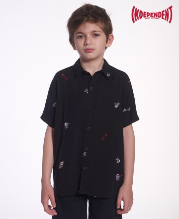 Camisa Independent Neo Synthesis