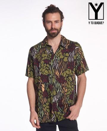 Camisa Y Tu Quique? Safari