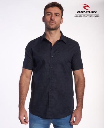 Camisa Rip Curl Paisley Black