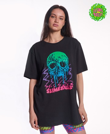 Remera Slime Balls Print Unisex