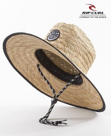 Sombrero Rip Curl Straw Wettie