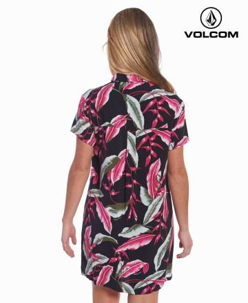 Vestido Volcom Fronds