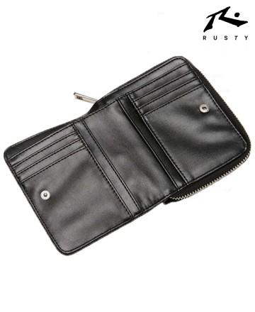 Billetera Rusty Leni Compact