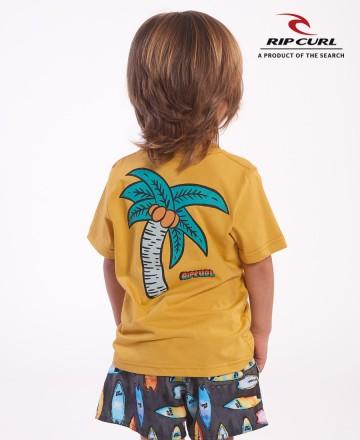 Remera Rip Curl Palms