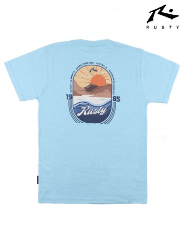 Remera Rusty Point View