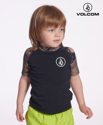 Lycra Volcom Solid