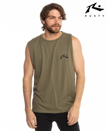 Remera Rusty Competition
