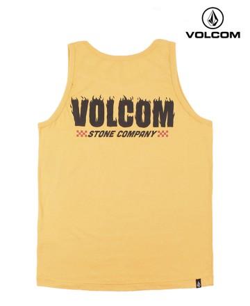 Musculosa Volcom Company Stone