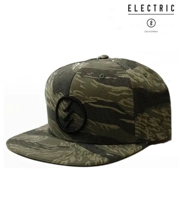 Cap Electric Camouflage