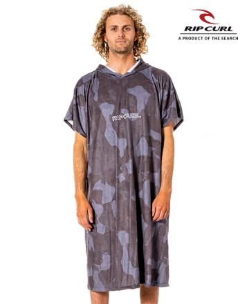 Poncho  Rip Curl Hood Print Mix