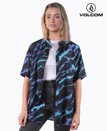 Camisa Volcom Phaser
