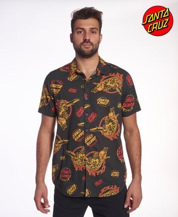 Camisa Santa Cruz Club Tiger