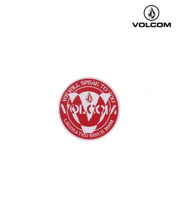 Sticker Volcom Small x 1