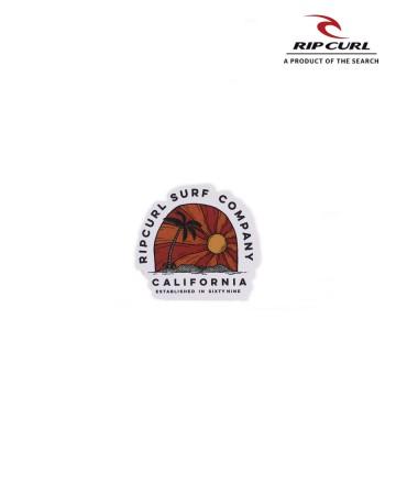 Sticker Rip Curl California