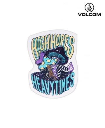 Sticker Volcom High Hopes