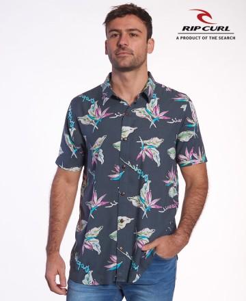 Camisa Rip Curl Hawaii Tropic