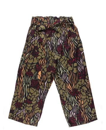 Pantalón Y Tú Quique? Midi Safari