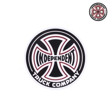 Sticker Independent St Logo Big Size