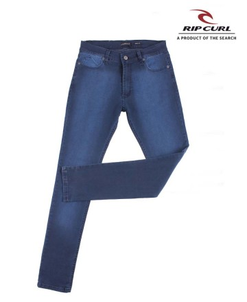 Jean Rip Curl Skinny Blue Washed