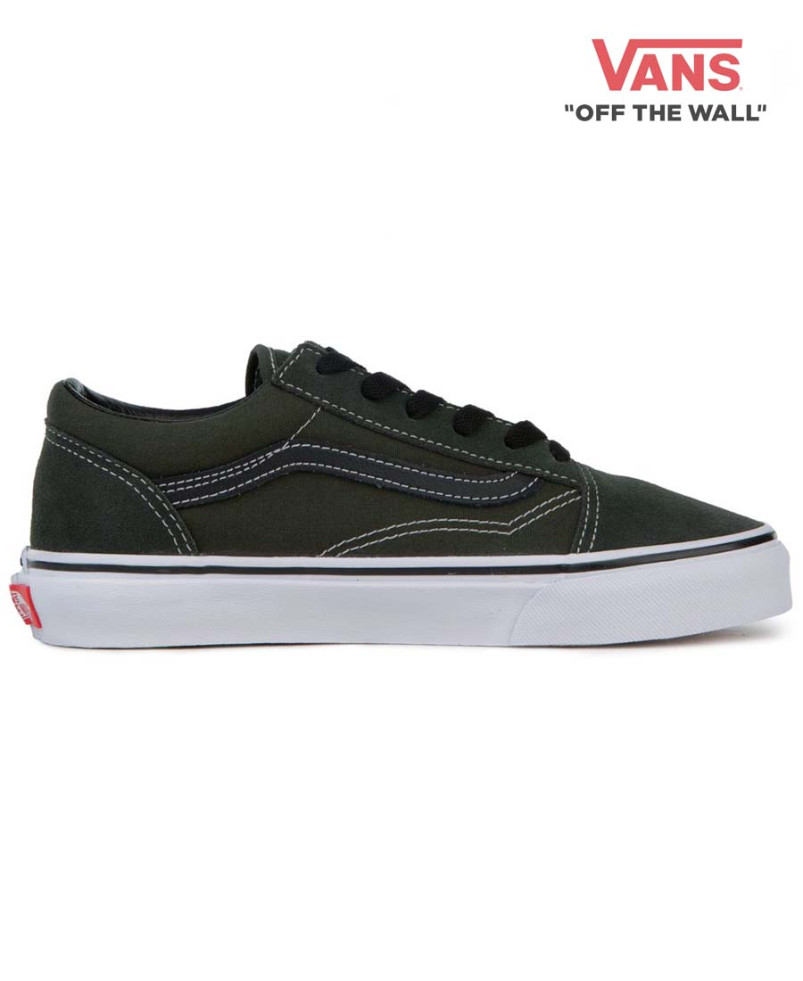 vans canvas niño
