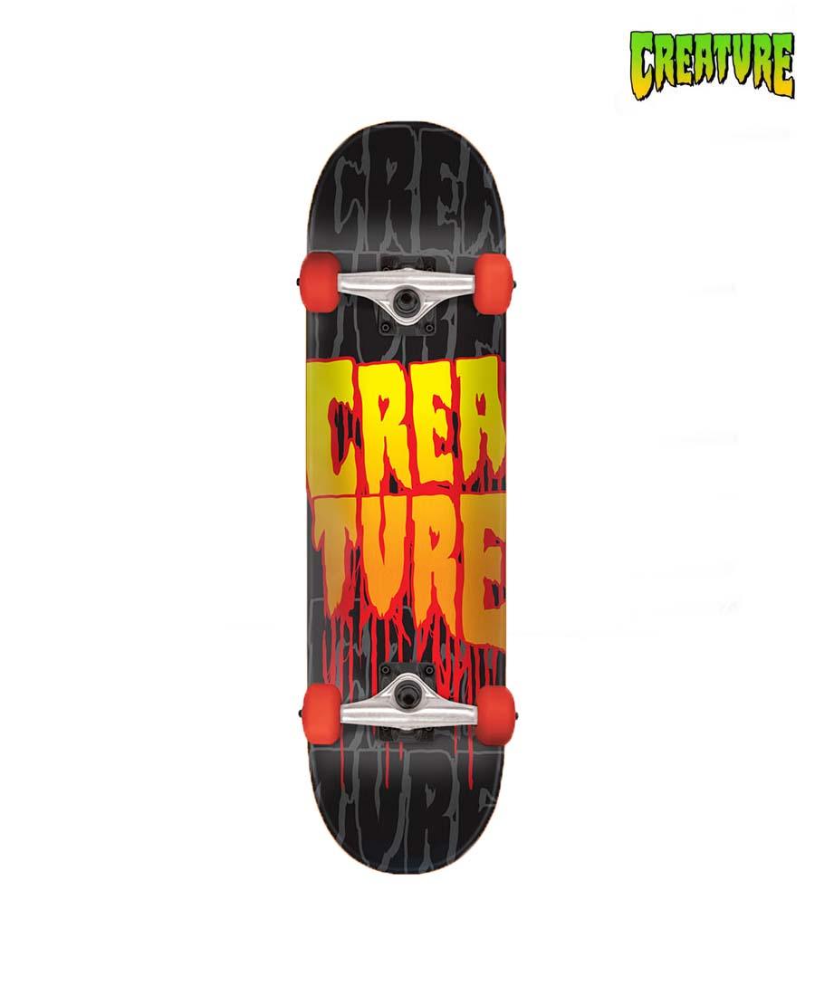 Skate  Creature Stacks