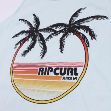Musculosa Rip Curl Print