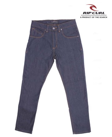 Jean  Rip Curl Slim Blue Unwashed