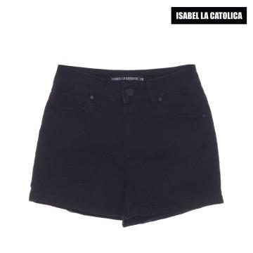 Short Isabel La Católica Hi Black
