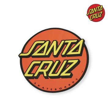 Sticker Santa Cruz St Logo Big Size