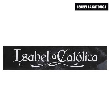 Sticker  Isabel La Católica Logo