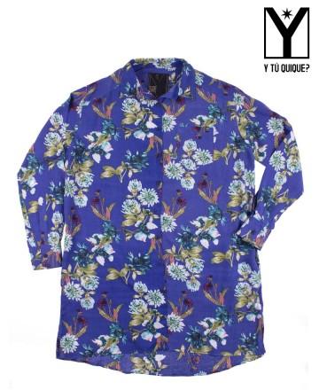 Camisa  Y Tú Quique? Calypso