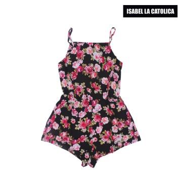 Jumpsuit Isabel La Católica Flowers