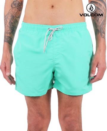Boardshorts Volcom Solid 14 Pulg