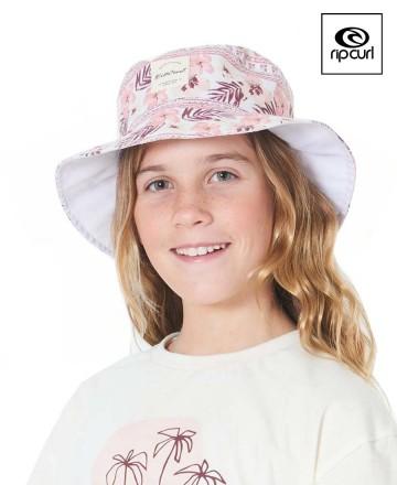Sombrero Rip Curl Bucket Lei
