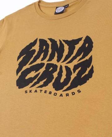 Remera Santa Cruz Basic Logo