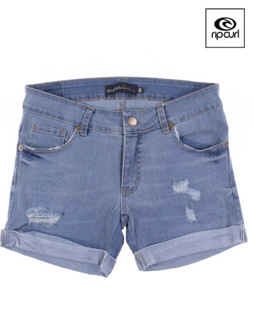 Short Rip Curl Mid Blue Washed