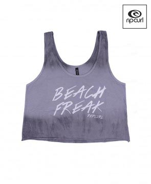 Musculosa Rip Curl Twisted